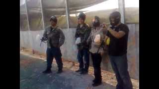"Paintball  ""Ley Fuga"""