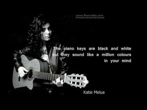Katie Melua - Spider's Web lyric