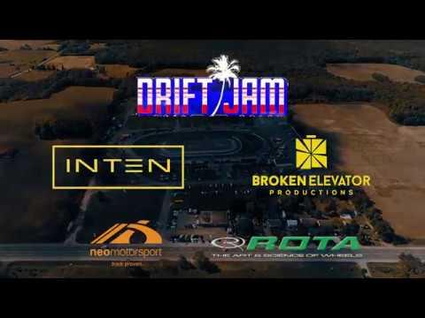 InTen Media presents Drift Jam - Round 3 @ Sunset Speedway OFFICIAL  Recap