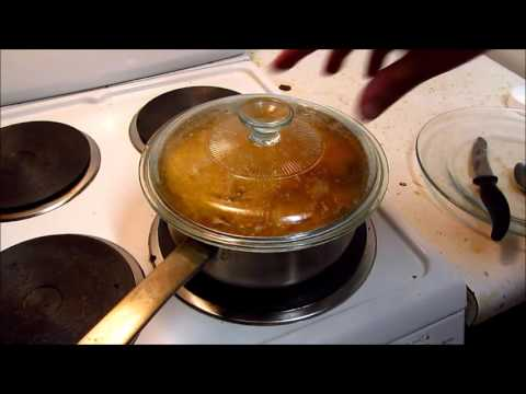 Barley Fish Chowder