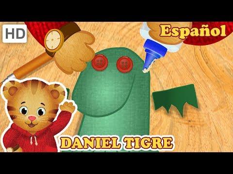 Daniel Tigre en Español - Cómo Crear Recuerdos Con Tus Pequeños