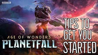 Age of Wonders: Planetfall: 10 tips to get you started