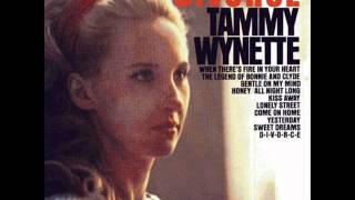 Watch Tammy Wynette Kiss Away video
