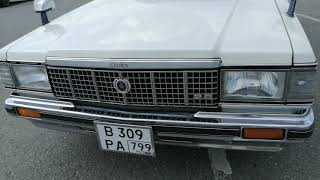 Toyota Crown VI (S110)/Тойота Краун 1980
