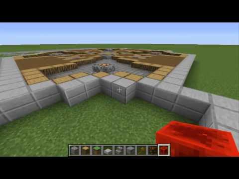 [Yungyingzerza] Minecraft Speed Build Spawn/Lobby/Hub #1 + Download