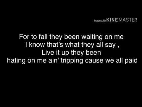 NBA YoungBoy- Lost Motive (lyrics)
