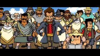 Cortometraje animado - Bicentenario Un vistazo a la historia