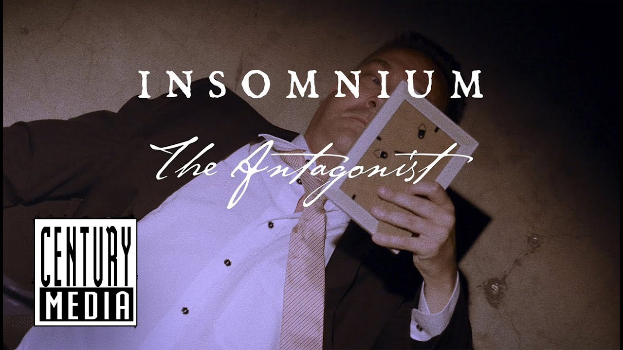 """INSOMNIUM: the music video for """"THE ANTAGONIST"""" from their upcoming EP is out now!"""