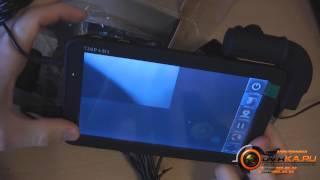 Мини-обзор навигатора с видеорегистратором G7