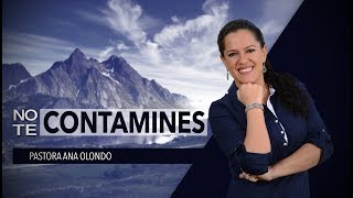 No Te Contamines - Pastora Ana Olondo