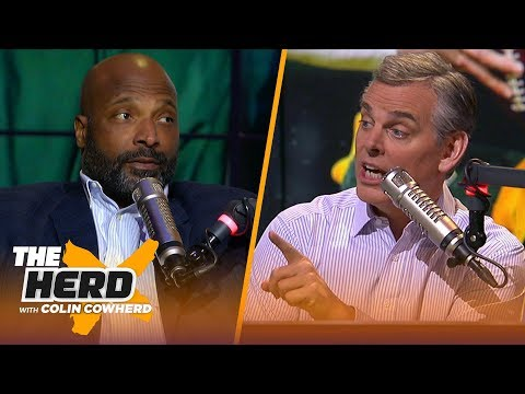 Winston Moss responds to being fired by Packers, talks Aaron Rodgers' leadership | NFL | THE HERD