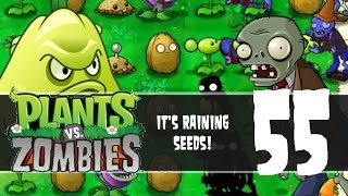 Plants vs Zombies, Episode 55 - It's Raining Seeds!