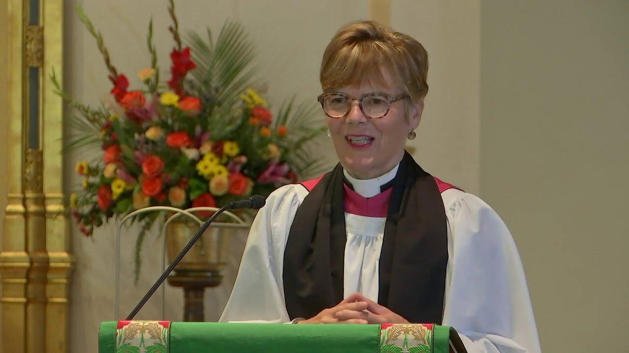 August 9, 2020: Sunday Sermon by The Very Reverend Cynthia Briggs Kittredge