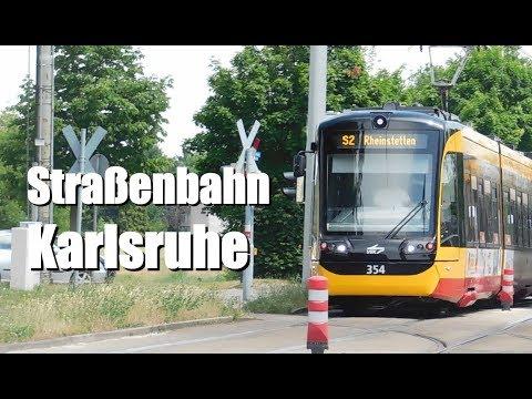 [Doku] Straßenbahn Karlsruhe (2016)