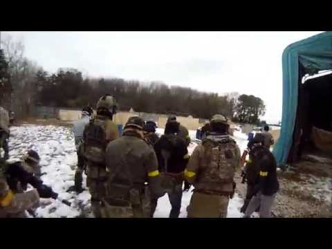 LIBERTY Airsoft Movies2014.2.11 oasis Valentine Event!!