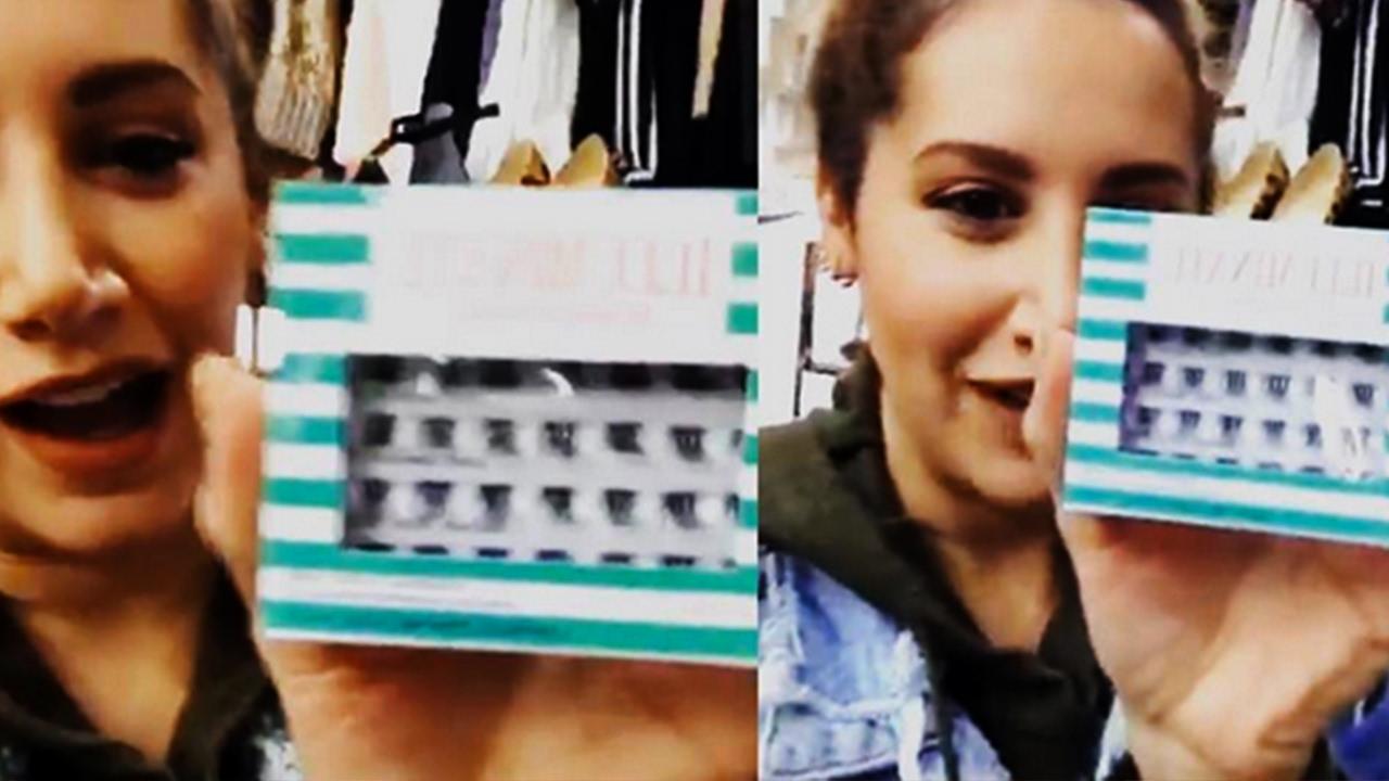 Download Ashley Tisdale Reveals Her New Illuminate Eyelashes