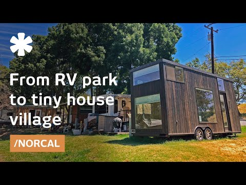 RV park as NorCal's first legal tiny house village?