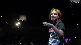 6ix9ine girlfriend posts new picture of him behind bars and says he's being treated UNFAIRLY!