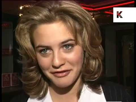 1990s Alicia Silverstone Interview at Clueless London Premiere