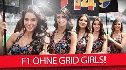Formel 1 schafft Grid Girls ab! Skandal oder zeitgemäß?