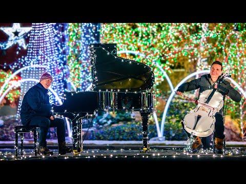 Let It Snow/Winter Wonderland (Piano/Cello) The Piano Guys