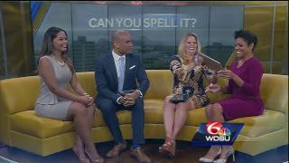 Class in session: Spelling bee time for WDSU morning team