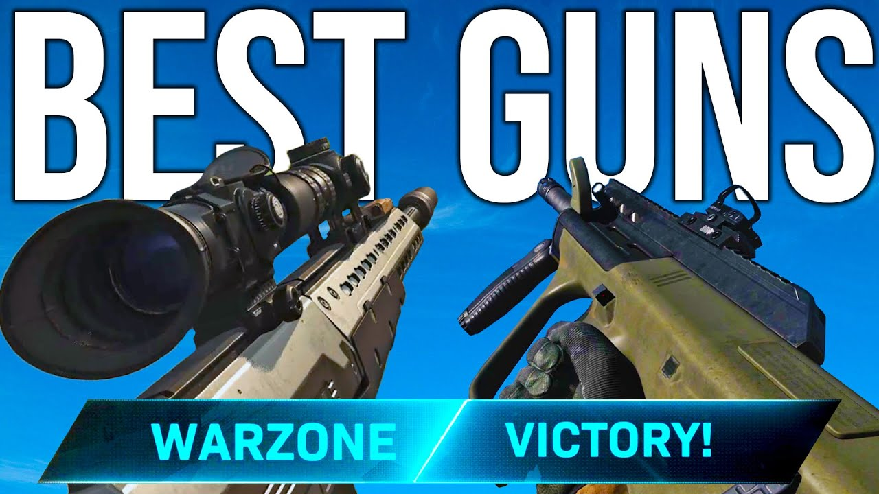 How I won 100 Warzone Games (Best Loadout guide)