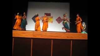 South Indian Folk Dance