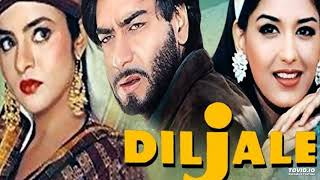Jiske Aane Se Song | Diljale (1996) | 90's Bollywood Songs | Kumar Sanu | Ajay Devgn, Sonali Bendre