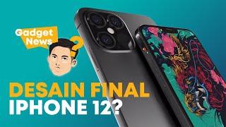 iPhone 12 Punya 4 Kamera? iPhone SE (2020) ? Whatsapp Banyak Device? Exynos 990 = SD865?   Lazy News