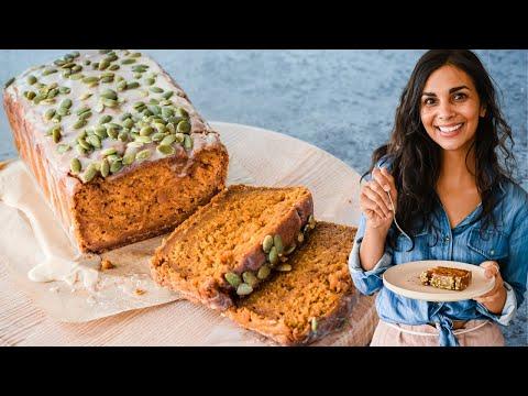 The best vegan pumpkin bread you'll ever make