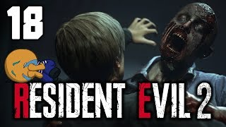 Sherry et les Ciseaux Maped 18/21 Let's Play Resident Evil 2 (Claire B Gameplay FR)