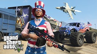 GTA 5 INDEPENDENCE DAY DLC - BUYING EVERYTHING!! NEW GTA 5 INDEPENDENCE DAY DLC SHOWCASE!