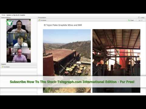 Stock-Telegraph International Edition: Web Conference with Big North Graphite Corp. (2014-08-05)