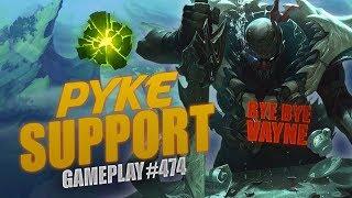 Pyke (Support): Bye Bye Vayne #474 [League of Legends] [Deutsch / German]