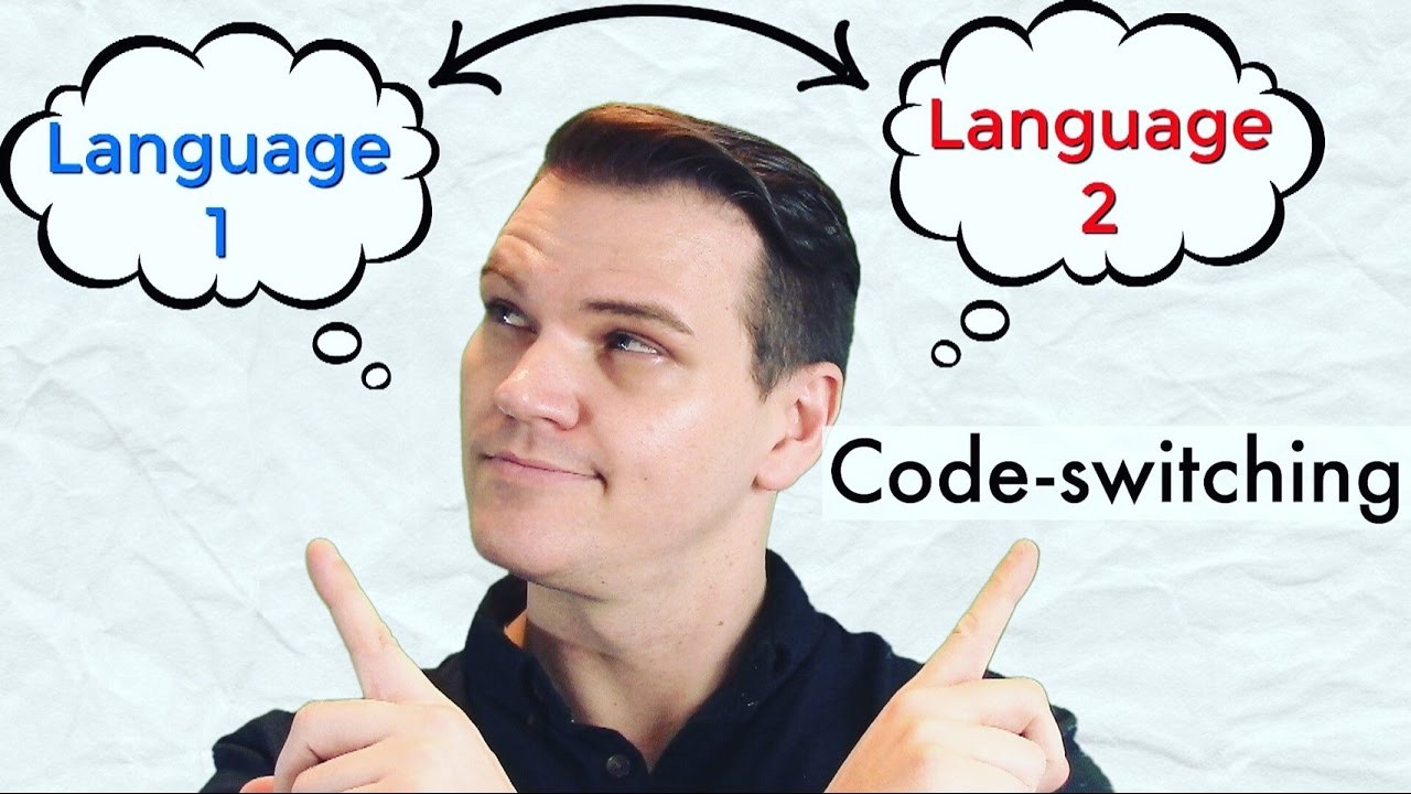 code mixing and code switching on english and yoruba Code-mixing and code-switching terms in sociolinguistics for language and especially speech that draws to differing extents on at least two languages combined in different ways, as when a.