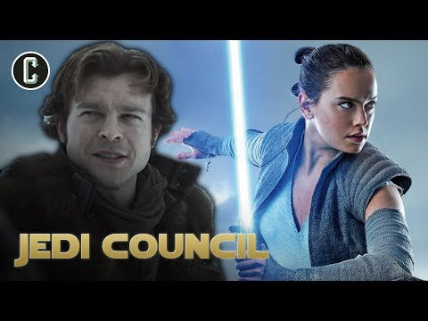 Does Star Wars Need a Year and a Half Break or is That Too Long? - Jedi Council