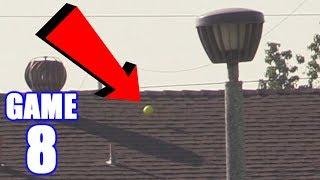 HITTING A HOUSE WITH A GRAND SLAM! | Offseason Softball Series | Game 8