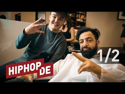 """""""Auf entspannt"""" mit Estikay: Sido, Genetikk, verrückte Frisuren, Trap uvm. (Interview) #waslos"""