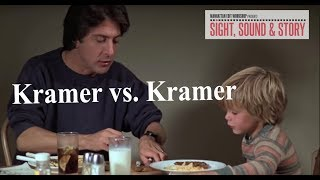 """Editors Jerry Greenberg, ACE and Bill Pankow, ACE on Sound Design and Music in """"Kramer vs. Kramer"""""""