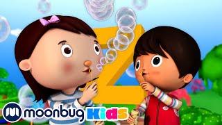 ABC Bubbles | Little Baby Bum | Kids Songs | Nursery Rhymes | Sleep Baby Songs