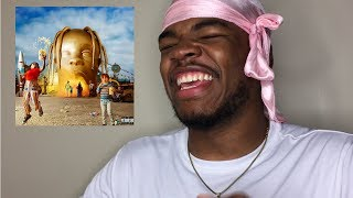 TRAVIS SCOTT - CAN'T SAY | ASTROWORLD | REACTION