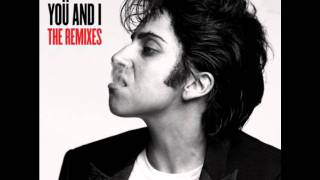 Lady Gaga-Yoü and I (Metronomy Remix)