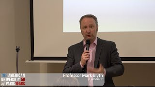 AUP Events: Mark Blyth Guest Speaker on The Future of The Eurozone
