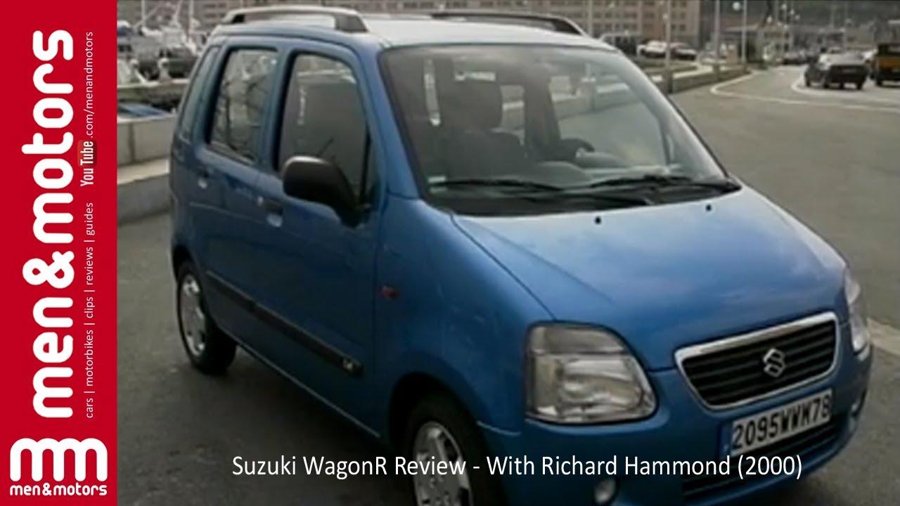 Suzuki Wagonr Review With Richard Hammond 2000 Youtube