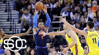 Michael Wilbon expects OKC Thunder to reach out to NBA regarding Zaza Pachulia | SportsCenter | ESPN