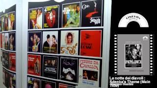 Giorgio Gaslini - La notte dei diavoli : Sdenka's Theme - Main Title