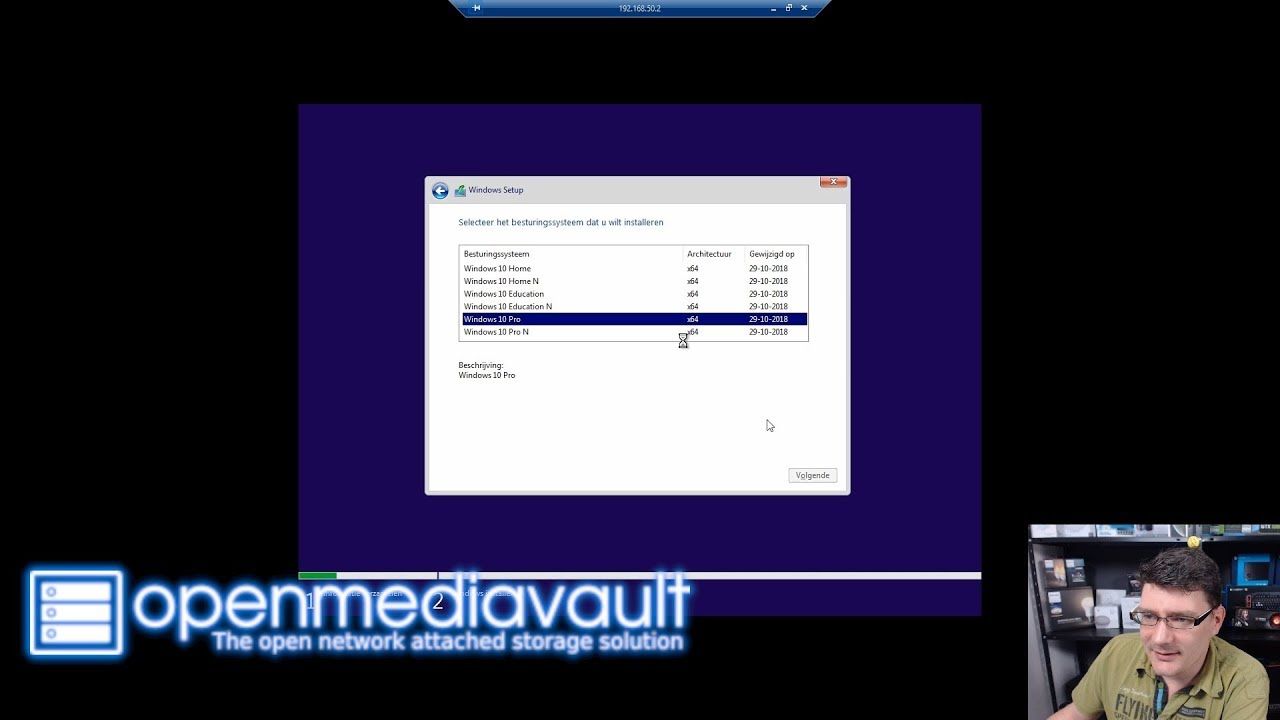 OpenMediaVault - Part 2 - Virtualization with VirtualBox
