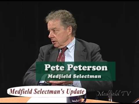 Selectman's Update: Pete Peterson, Josh Perry (10/14)