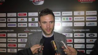 Réactions d'après-match : Bordeaux-Rouen [19/01/2016 - J21 Ligue Magnus]